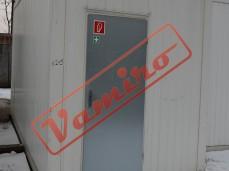 Sanitární kontejner - REPASOVANÝ NA OBJEDNÁVKU - Starší sanitární kontejner - WC