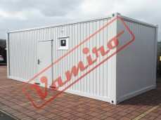 Sanitární kontejner - WC (muži) - NOVÝ -